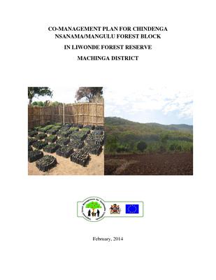 FMA Machinga Chidenga-Mangulu-Nsanama Block