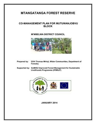 FMA Mzimba Mutuwanjobvu Block