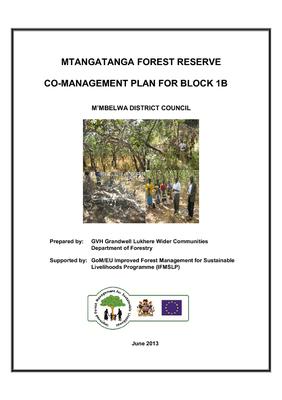 FMA Mzimba Thundwe Block 1B