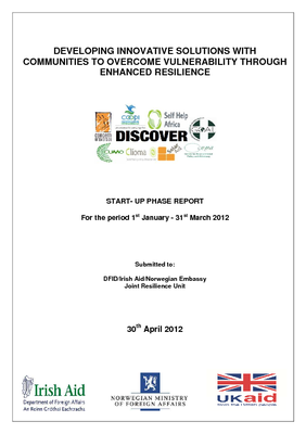 DISCOVER Start-Up Phase Report