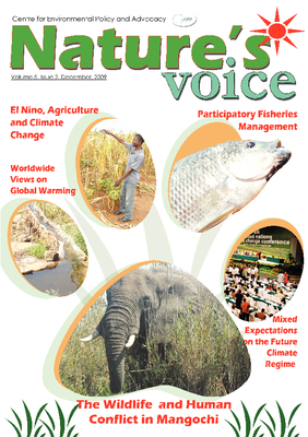 Natures Voice - Volume 5 Issue 2