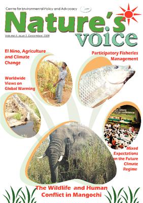 Natures Voice - Volume 5 Issue 2