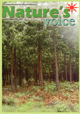 Natures Voice - Volume 7 Issue 1 2011