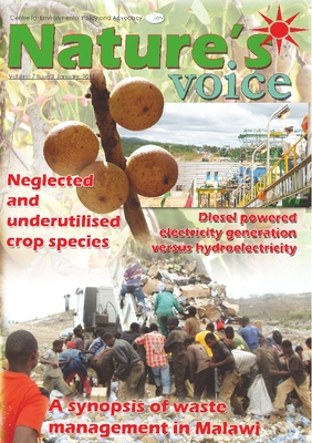 Natures Voice - Volume 7 Issue 1