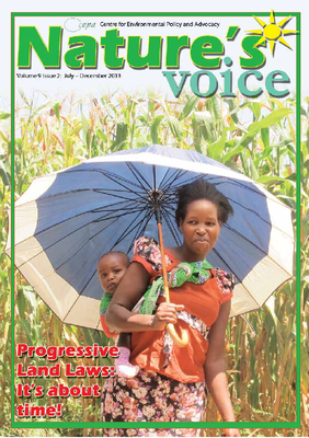 Natures Voice - Volume 9 Issue 2