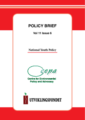 Policy Brief on National Youth Policy