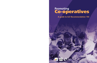 Promoting Co-operatives: A guide to ILO Recommendation 193