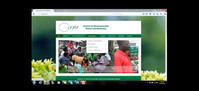 CEPA Library Portal Presentation Video